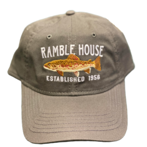 Ryw Native truite dorée Hat